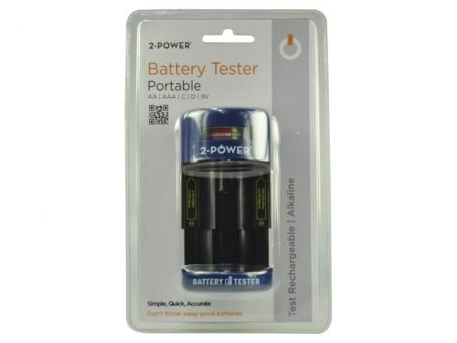 Tester Baterie Testeaza Nivel Incarcare pentru Bateriile Consumatori