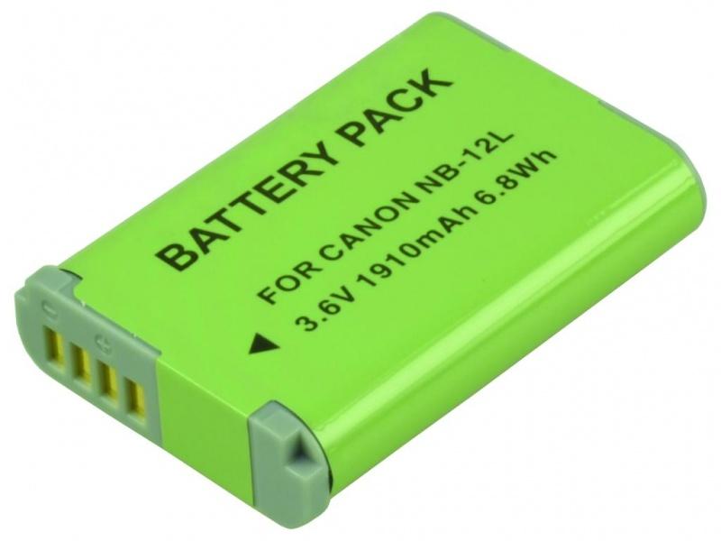 Baterie Aparat Foto Canon NB-12L