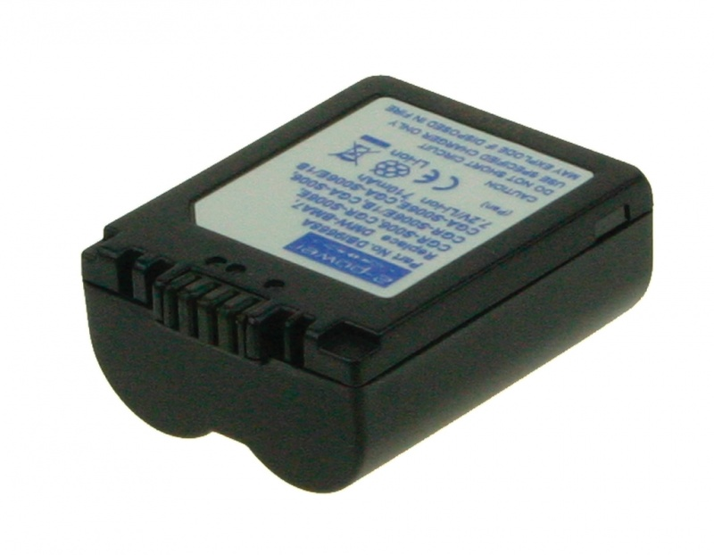 Baterie Aparat Panasonic Lumix CGA-S006E/1B