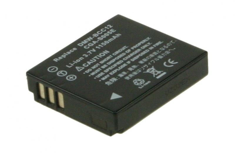 Baterie Aparat Panasonic Lumix CGA-S005A
