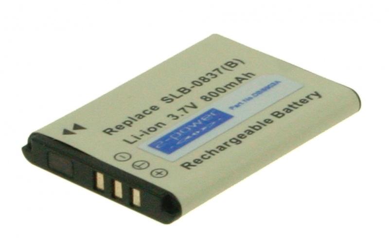 Baterie de Inlocuire Aparat Samsung SLB-0837(B)