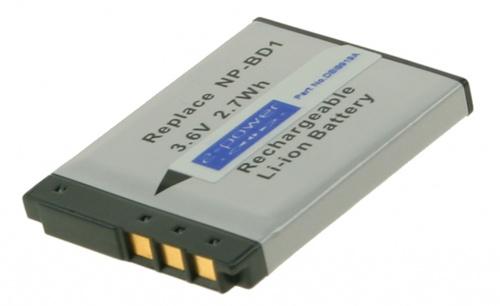 Baterie de Inlocuire Aparat Sony NP-BD1