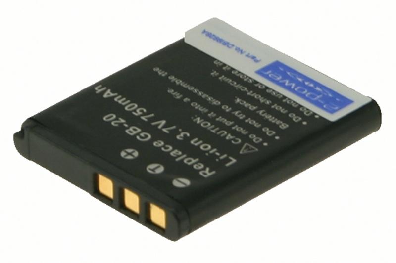 Baterie Aparat Foto GE GB-20