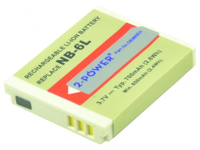 Baterie Aparat Foto Canon NB-6L