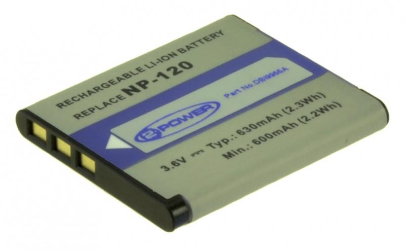 Baterie Aparat Foto Casio NP-120