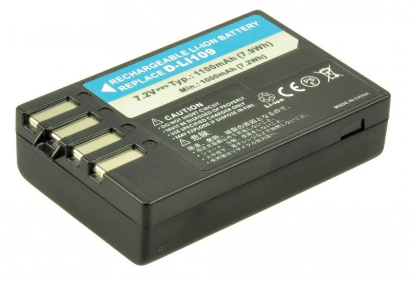 Baterie Aparat Pentax D-LI109