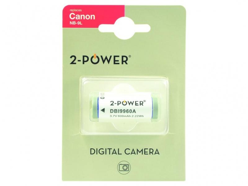 Baterie Aparat Foto Canon NB-9L