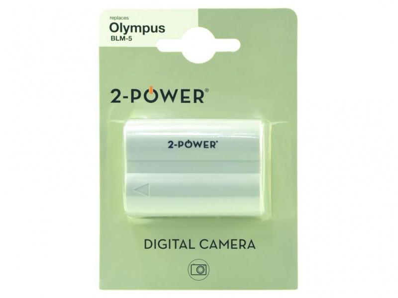 Baterie Aparat Olympus BLM-5
