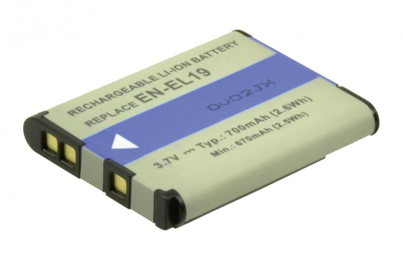 Baterie Aparat Nikon EN-EL19
