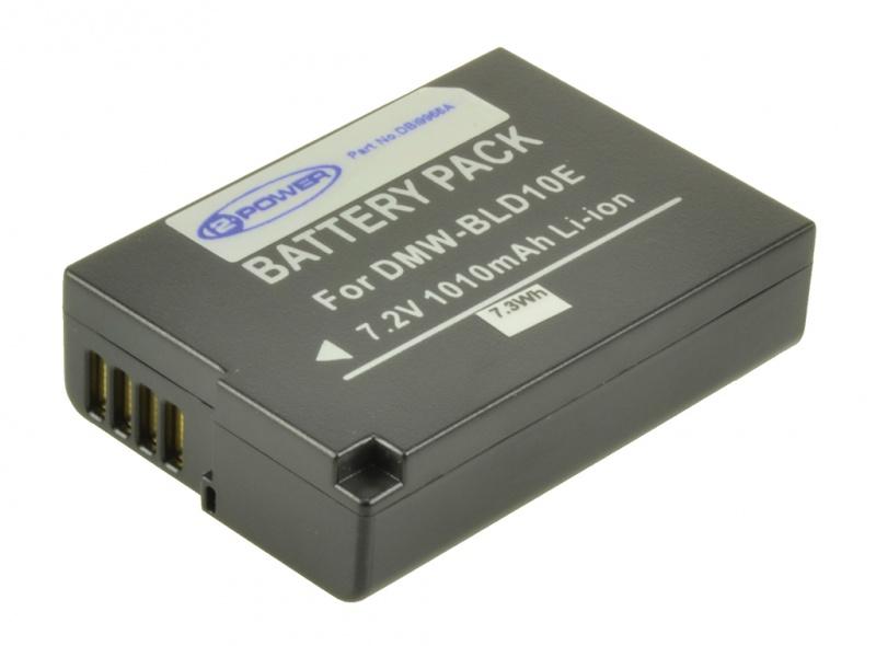 Baterie Aparat Panasonic DMW-BLD10