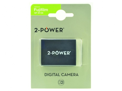 Baterie Aparat Fujifilm NP-W126