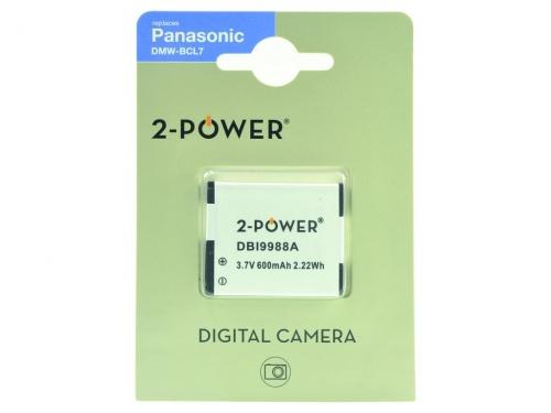 Baterie Aparat Panasonic DMW-BCL7