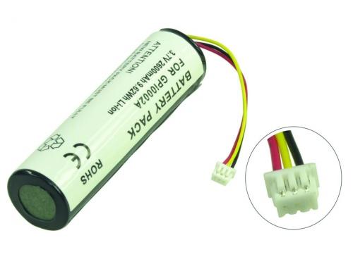 Baterie GPS TomTom Go 300, 400, 500, 600