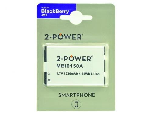 Baterie Telefon Mobil Inlocuitor pentru BlackBerry JM-1
