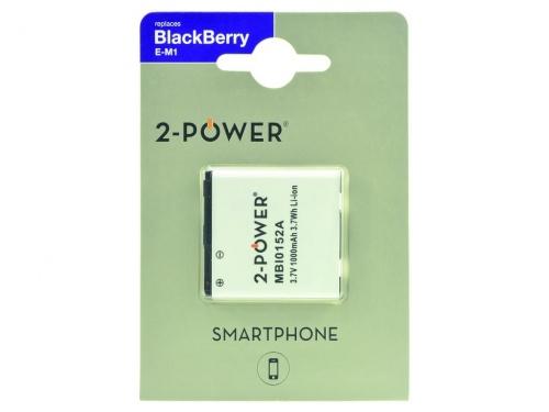 Baterie Telefon Mobil Inlocuieste BlackBerry EM-1