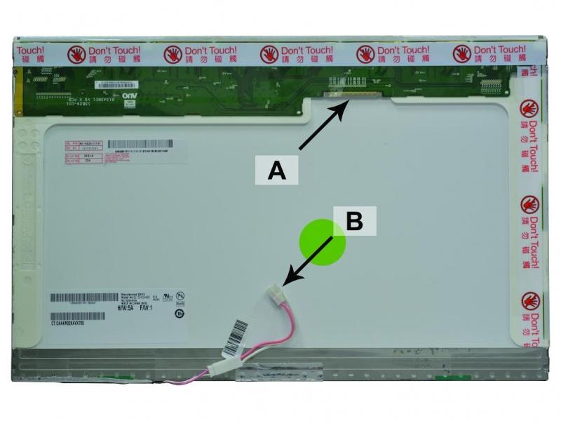 Ecran LCD pentru Modele Toshiba Tecra S5 numai
