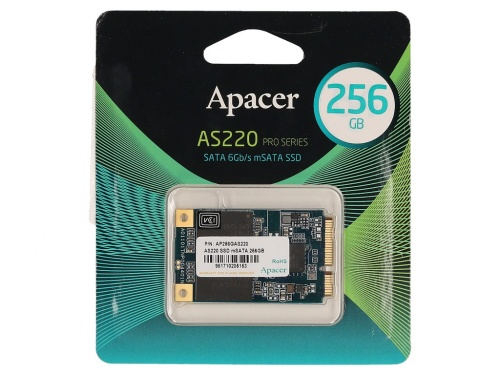 Memorie SSD 256GB 1.8 mSATA 6Gbps