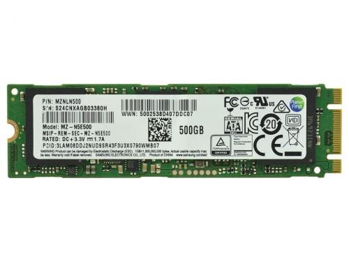 Memorie SSD 500GB M.2 6GBp/s