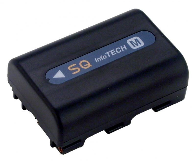 Baterie Camera Video Sony NP-QM51 InfoLithium M