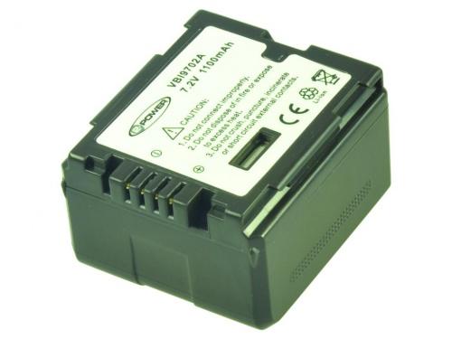 Baterie Camera Video Panasonic VW-VBG130