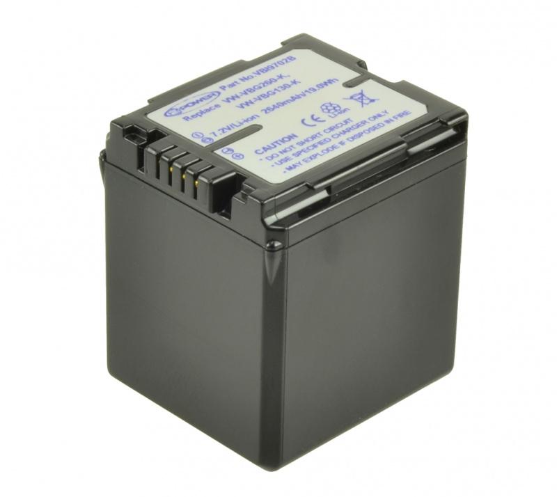 Baterie Camera Video Panasonic VW-VBG260