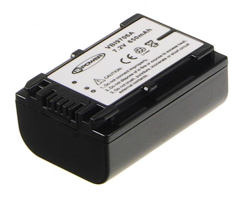 Baterie Camera Video Sony NP-FV50