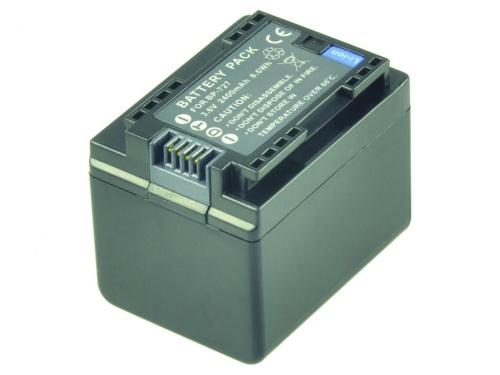 Inlocuitor Baterie Camera Video Canon BP-727