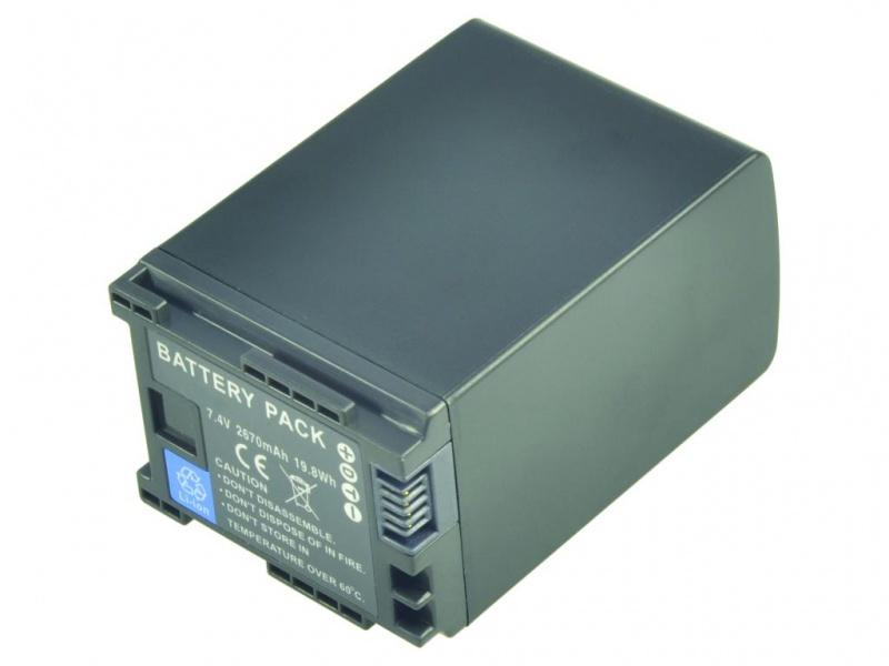 Baterie Inlocuitor Camera Video Canon BP-820, BP-828