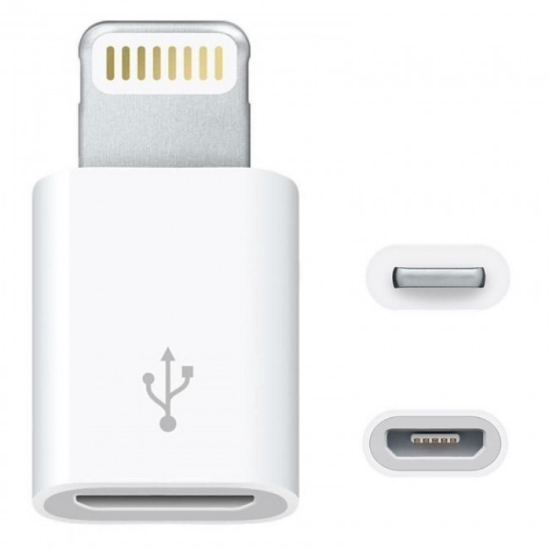Adaptor Apple Cablu Lightning-USB