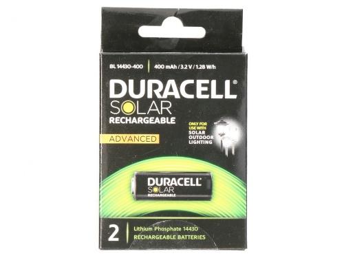 Pachet 2 Baterii Reincarcabile pentru Dispozitive Solare