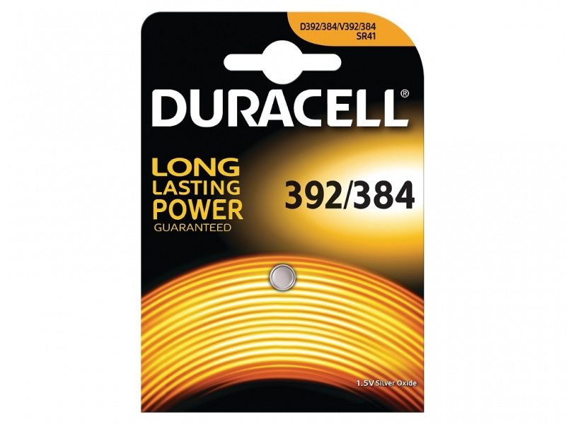 Baterie Generala pentru Ceasuri Duracell 392/384