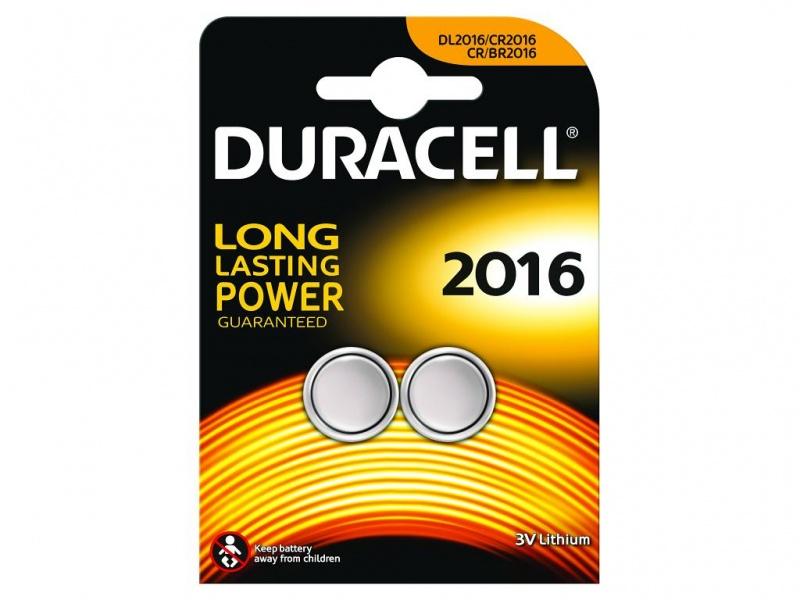 Baterie Duracell 3V Aplicatii Generale (Pachet de 2)