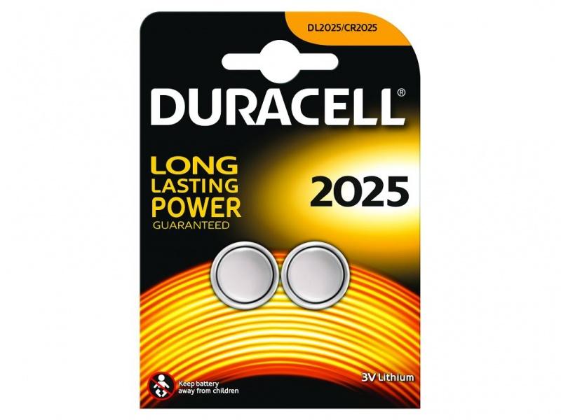 Baterie Duracell Tip Buton 3V Aplicatii Generale (Pachet de 2)