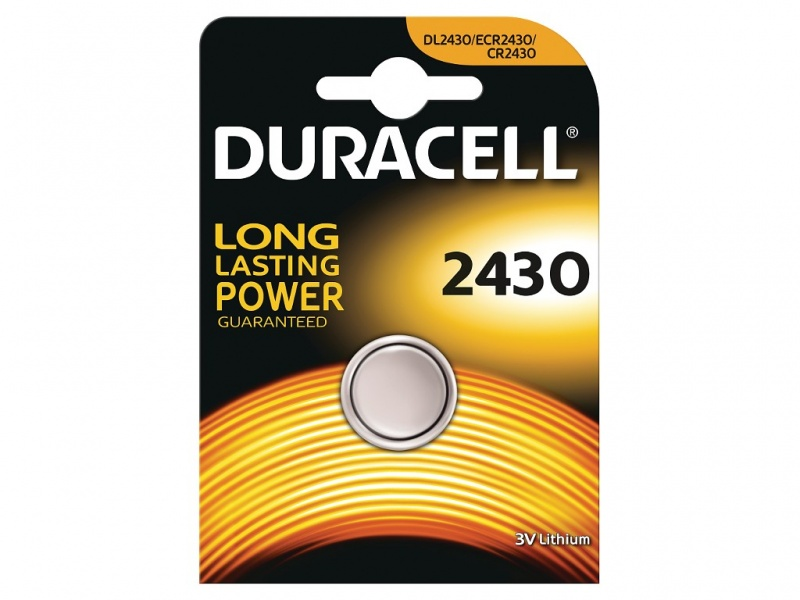 Baterie Duracell Tip Buton 3V Aplicatii Generale
