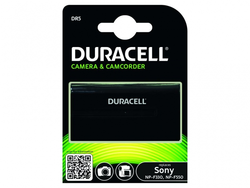 Baterie Duracell Camera Video Inlocuieste Sony NP-F330