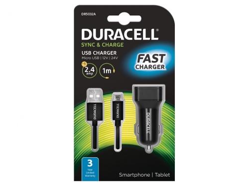 Incarcator Auto DC pentru Telefoane/Tablete Android Micro USB