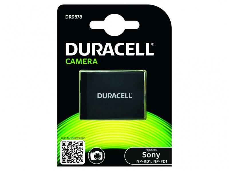 Inlocuitor Baterie Aparat Foto pentru Sony NP-FD1, NP-BD1