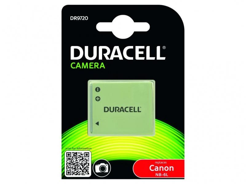 Baterie de Inlocuire Aparat Canon NB-6L
