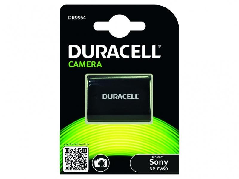 Baterie Duracell pentru Aparat Foto Sony NP-FW50
