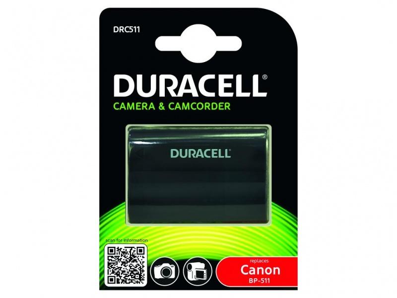 Baterie Camera Video Inlocuitor pentru Canon BP-511 si BP-512