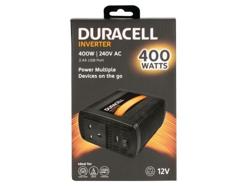 Invertor cu 1 Port 2.1A USB