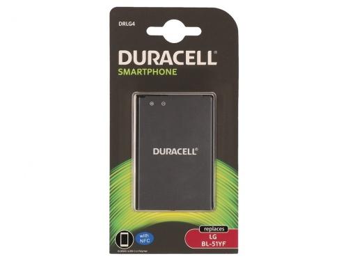 Baterie Telefon Mobil Inlocuitor Duracell pentru LG BL-51YF