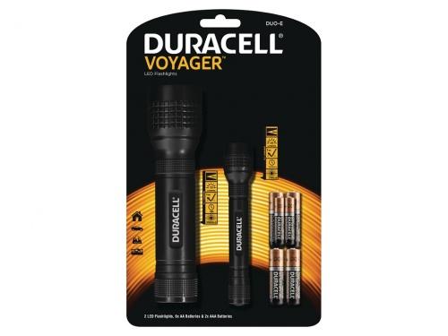 Pachet 2 Lanterne Voyager - Baterii Incluse