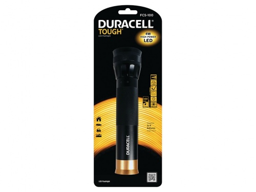 Lanterna LED Duracell Tough FCS-100