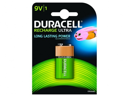 Baterie Duracell 9V de Uz General