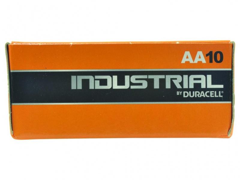 Baterie Duracell Industrial AA (Pachet de 10)