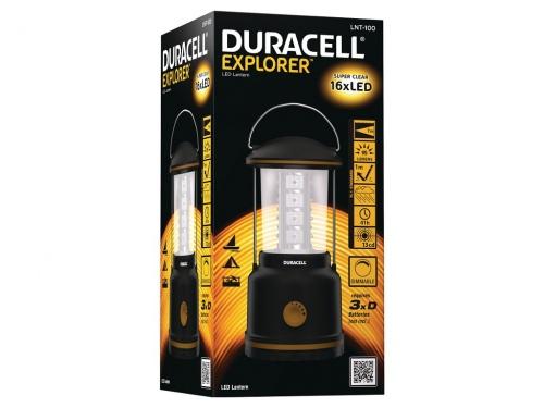 Lanterna Duracell LED Explorer 95 Lumeni