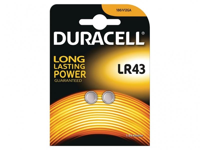 Baterie Duracell 1.5V Aplicatii Generale (Pachet de 2)
