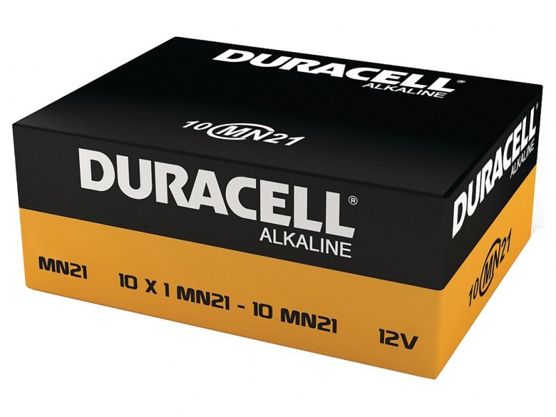 Baterie de Securitate Duracell 12V Uz General