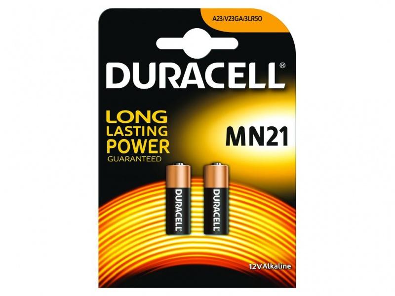Baterie Duracell 12V Securitate (Pachet de 2)